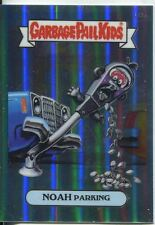 Garbage Pail Kids Chrome Series 1 Refractor Lost Card L12a Noah Parking