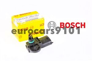 New! Saab 9-3 Bosch Manifold Absolute Pressure Sensor 0261230042 99660618000