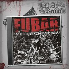 FUBAR - Weltschmerz - CD - GRINDCORE / DEATH / CRUST
