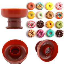 EP_ DIY Tool Donut Maker Cutter Mold Desserts Bakery Baking Cookie Mould Delight