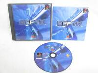 DEPTH PS1 Playstation Japan Game p1