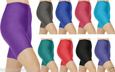 Unbranded Patternless Mid Sporty Shorts for Women