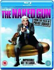 THE NAKED GUN*****BLU-RAY*****REGION B*****NEW & SEALED