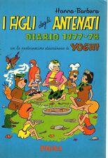 Diario HANNA-BARBERA I FIGLI DEGLI ANTENATI-1977/78