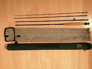 "Orvis HLS ADAMS 8 FT 6"" 4 # 4 piece  ORIGINAL version fly rod - rare vintage."