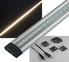 Alu Slim Line SMD LED Küchenleuchte Unterbauleuchte tageslichtweiß / warmweiß