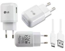 Original LG schnell Ladegerät MCS-H05 für G5 G6 Datenkabel USB Type C Ladekabel