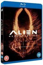 Alien Resurrection Blu-ray 1997 DVD Region 2