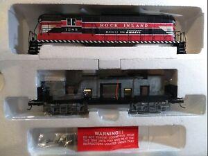 HO Scale Life-Like Proto 2000 Series - GP7 Locomotive No. 23261 RI #1289