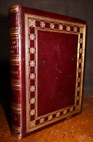 1855 Lays of Ancient Rome by MACAULAY Illustrated by Scharf HAYDAY Binding