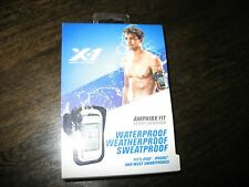 X-1 Amphibx Fit Sport Arm Band for Iphone Ipod Smartphone- New in Box
