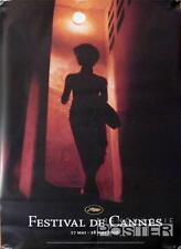 CANNES FILM FESTIVAL 2006 - IN THE MOOD FOR LOVE -WONG KAR WAI - ORIGINAL POSTER