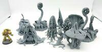 Scenery terrain alien vegetation/plant warhammer 40K AoS infinity malifaux etc..