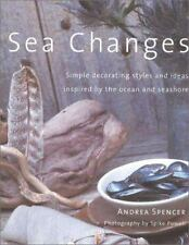 Sea Changes: Simple Decorating Styles and ideas Inspired by the Ocean -ExLibrary