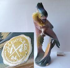 Large Ceramics/Feyence Parrot, Jihokera, Czech Republic L145