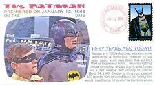 "COVERSCAPE computer designed 50th anniversary TVs ""Batman"" show event cover"