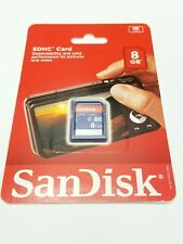 SanDisk  SDHC 8GB Class 4 SDHC Card