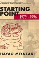 Starting Point: 1979-1996, Paperback by Miyazaki, Hayao; Cary, Beth (TRN); Sc...