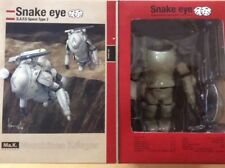 "Ma.K Max Factory (SF3D) 1/16 SNAKE EYE Insignia ""R"" Action Figure Maschinen Rare"