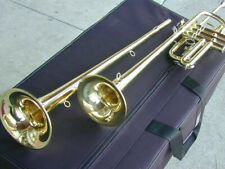BerkeleyWind Herald Trumpet for Army Band w/ Bb and C Bells