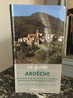 [Turismo] Dominica Desforges El Guía Ardèche La Renacimiento de La Libro 2003