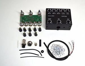 Sound Compressor Equalizer KIT any HAM Radio transceiver IC- TS- FT- TEN-TEC