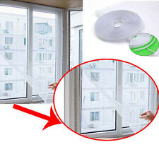 Instant Mesh Screen Window Magnetic Bug Mosquito Fly Pet Patio Net Hands Free W