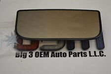 GMC Sierra Chevrolet Silverado Passenger Side Lower trailer tow Mirror Glass