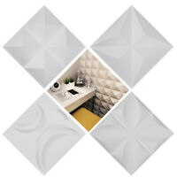 3D Wall Panel Waterproof Wallpaper PVC Embossed Home Ceiling Tiles Wall Stickers