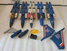 Transformers G1 Starscream Seeker Parts Lot