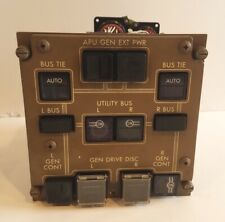 Boeing 767 Aircraft Generator Control Panel 233N3209-22