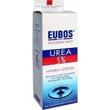 EUBOS TROCKENE HAUT Urea 5% Hydro Lotion 200ml PZN 2497269