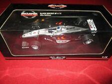 1 18 MINICHAMPS McLaren MERCEDES Mp4/15 Hakkinen 2000