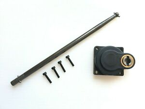 Nitro RC Universal Roto Electric start backplate & Shaft, Ships from Sussex!