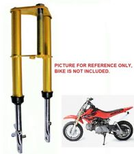 Fork For XR50 CRF50 Chinese Clone Pit Dirt Bike Suspension H FK01