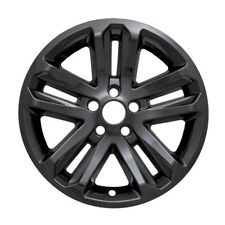 "Fits Ford Explorer 2011-2017 CCI BLACK 18"" Wheel Skins Hubcaps Wheel Covers"