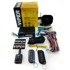 Viper 3203V 2-Way Vehicle Pager Security Car Alarm With Siren & 2 Remotes