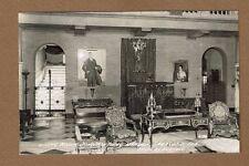 Rppc Sarasota,Fl Florida Living Room,John Ringling Mansion Photo Brunell H-194