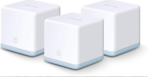 Whole Home WiFi System AC1200 Mbps - Triple Pack (up to 3500 ft² (380 m²)