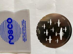Rosco B6561 Gobo Airpolanes