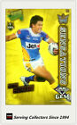 2010 Select NRL Champions Sensation Gem Card SG9:Kevin Gordan (Titans)