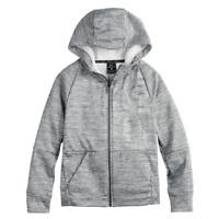 Boys 8-20 Nike Therma Full-Zip Hoodie Jacket in Grey, Retail $50.00