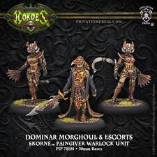 Hordes - Skorne - Dominar Morghoul & Escorts - PIP 74104 - SEALED