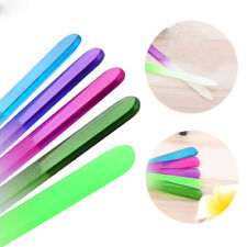 Women Nail File Durable Crystal Glass Nail Art Manicure Device Tool File Hot