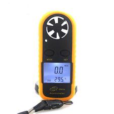 Digital Anemometer Windmesser Messgerät Handwindmesser