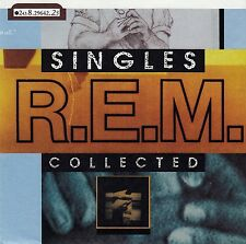R.E.M. : SINGLES COLLECTED / CD (IRS RECORDS 1994)