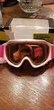 Scott Junior Trooper Ski Goggles Pink Skiing/Snowboarding Euc!