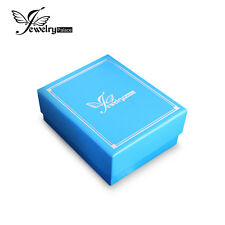 JewelryPalace Pendant Necklace Bracelet Jewelry Gift Box Blue