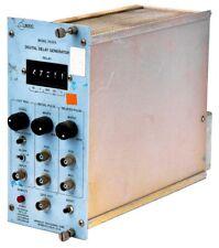 Bnc Berkeley Nucleonics 7030a Digital Delay Generator Nim Bin Crate Module Unit
