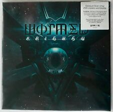 KRIGHSU By Wormed LP Vinyl Record 10 Song Track List Blue Vinyl 2016  NEW
